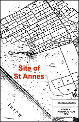 1812 Site of St Annes