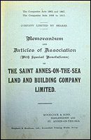 St Annes on Sea Land and Building Company